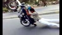 Paki Crazy Rider...