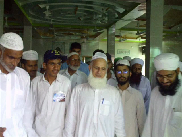 Dhoom Machado Aamad Ki - Farhan Ali Qadri Naat