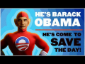 He's Barack Obama (Funny)