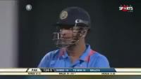 Shoaib Malik's Six Against India