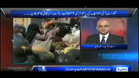 Dunya @8 with Malick - 2nd December 2013