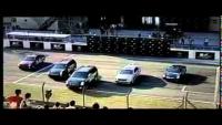 Amazing Cadillac Stunts & Drifting