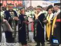 CM Sindh Qaim Ali Shah Beats Meera in English Competition