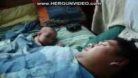 Baby Scared of Snoring