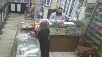 Woman Thief at Medical Store