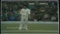 First Wicket of Imran Khan