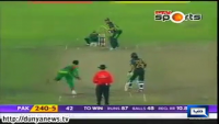 Shahid Afridi's 7 sixes against Bangladesh in Asia Cup 2014  - Must Watch