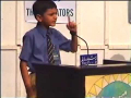 A great Speech By A Young Pakistani