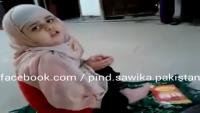 Prayer Of Little Girl