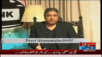 Rana Mubashir @ Prime Time - 14th March 2014