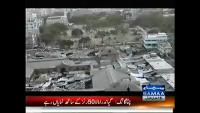 Khufia Operation 16th March 2014 by Sajjad Saleem on Sunday at Samaa News TV