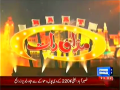 Mazaaq Raat 19th March 2014 by Noman Ijaz on Wednesday at Dunya News