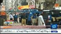 Raid 22nd March 2014 by Ali Hashmi on Saturday at Dawn News