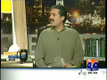 Khabar Naak 22nd March 2014 by Aftab Iqbal on Saturday at Geo News