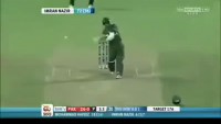 Imran Nazir 72 Runs off Just 36 Balls against Bangladesh in World T20 2012