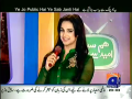 Hum Sab Umeed Say Hain 24th March 2014 by Noor on Monday at Geo News
