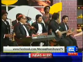 Mazaaq Raat 25th March 2014 by Nauman Ijaz on Tuesday at Dunya News