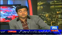 On The Front  27th March 2014 by Kamran Shahid on Thursday at Dunya News