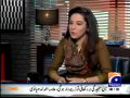 Meray Mutabiq 28th March 2014 by Hassan Nisar on Friday at Geo News