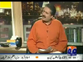 Khabar Naak 29th March 2014 by Aftab Iqbal on Saturday at Geo News