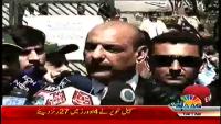 Pakistan Aaj Raat 1st April 2014 by Shahzad Iqbal on Tuesday at Jaag TV