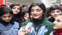 Young Girls won pride for Pakistan in India