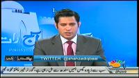 Pakistan Aaj Raat 2nd April 2014 by Shahzad Iqbal on Wednesday at Jaag TV