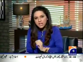 Meray Mutabiq 5th April 2014 by Hassan Nisar on Saturday at Geo News