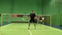 Badminton Legend Pete Stokes