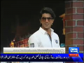 Mazaaq Raat 7th April 2014 by Nauman Ijaz on Monday at Dunya News