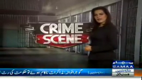 Crime Scene 9th April 2014 by Beena Khan on Wednesday at Samaa News TV