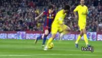 Footballer Lionel Messi Skills