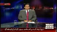 Insight 12th April 2014 by Saleem Bukhari on Saturday at Waqt News