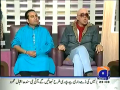 Khabar Naak 12th April 2014 by Aftab Iqbal on Saturday at Geo News