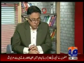 Meray Mutabiq 13th April 2014 by Hassan Nisar on Sunday at Geo News