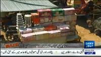 Raid 20th April 2014 by Ali Hashmi on Sunday at Dawn News