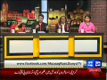 Mazaaq Raat 21th April 2014 by Nauman Ijaz on Monday at Dunya News