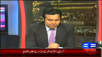 On The Front 22nd April 2014 by Kamran Shahid on Tuesday at Dunya News