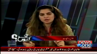 Aakhir Kyun 23rd April 2014 by Batool Rajput on Wednesday at News One