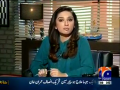 Meray Mutabiq 25th April 2014 by Hassan Nisar on Friday at Geo News