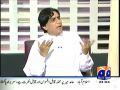 Khabar Naak 25th April 2014 by Aftab Iqbal on Friday at Geo News