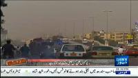 Raid 26th April 2014 by Ali Hashmi on Saturday at Dawn News