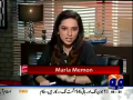 Meray Mutabiq 26th April 2014 by Hassan Nisar on Saturday at Geo News