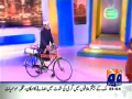 Hum Sab Umeed Say Hain 28th April 2014 by Saba Qamar on Monday at Geo News