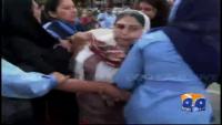 Amna Masood Janjua Brutally Torture By Police