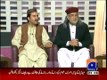 Khabar Naak 2nd May 2014 by Aftab Iqbal on Friday at Geo News