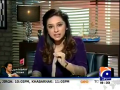 Meray Mutabiq 3rd May 2014 by Hassan Nisar on Saturday at Geo News