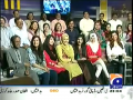Khabar Naak 3rd May 2014 by Aftab Iqbal on Saturday at Geo News