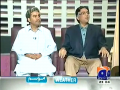 Khabar Naak 4th May 2014 by Aftab Iqbal on Sunday at Geo News