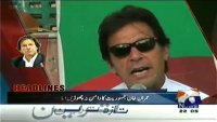 Aaj Kamran Khan Kay Saath 6th May 2014 Tuesday at Geo News